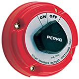 Perko 9601DP Marine Battery Disconnect Switch