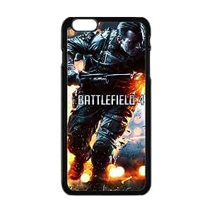 Barrlefield Cool Fashion Black iPhone plus 6 case