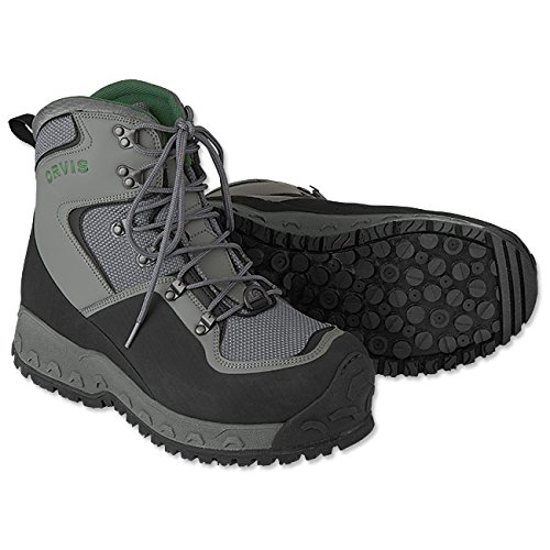 Orvis Access Wading Boot - Rubber/Only Access Wading Boot With Vibram, 11
