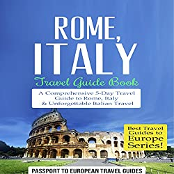Rome, Italy: Travel Guide Book