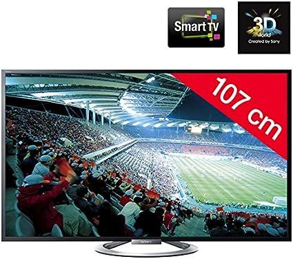 BRAVIA kdl-42 W805 a – Televisor LED 3d Smart TV: Amazon.es ...
