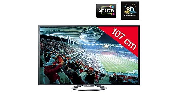 BRAVIA kdl-42 W805 a – Televisor LED 3d Smart TV: Amazon.es: Electrónica