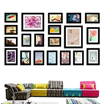 Amazoncom Wall Hanging Art Home Decor Modern Gallery 20 Piece