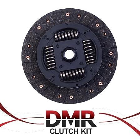DMF conv to SMF VW Caddy III 1.9 TDi Clutch Kit Incl DMR Solid Flywheel