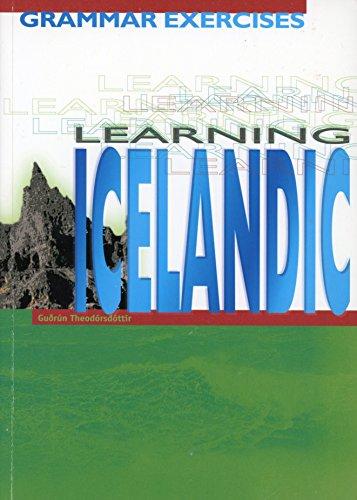 Learning Icelandic: Grammar Exercises