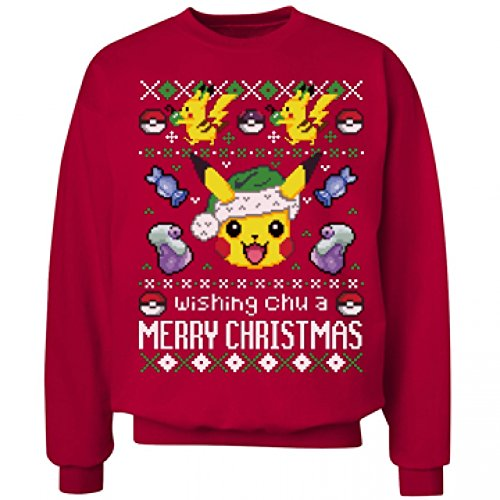 science geek and nerd ugly christmas sweaters and tshirts