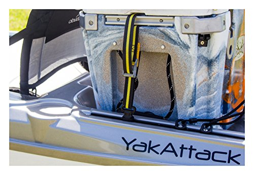 YakAttack Track Mount Vertical Tie Downs 2 Pack (AAP-1025) by YakAttack (Image #4)