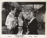 Authentic Original Movie Still: Black & White 8 in x 10 in - Condition: Very Good. Slight edge wear, slight creasing in corners, some scuffing throughout, single-sided, stored flat - Movie Starring: Basil Rathbone, Gale Sondergaard, Linda Darnell...