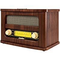 ART+SOUND AR3002 Bluetooth Speaker Vintage Retro Radio