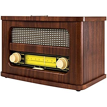 art sound ar3002 bluetooth speaker vintage retro radio electronics. Black Bedroom Furniture Sets. Home Design Ideas