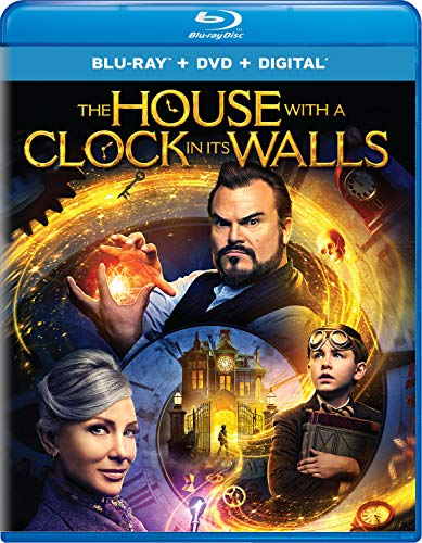 - The House with a Clock in Its Walls [Blu-ray]