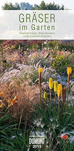 Gräser im Garten - Long Size Kalender 2015