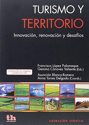 Descargar Libro Turismo Y Territorio Francisco López Palomeque