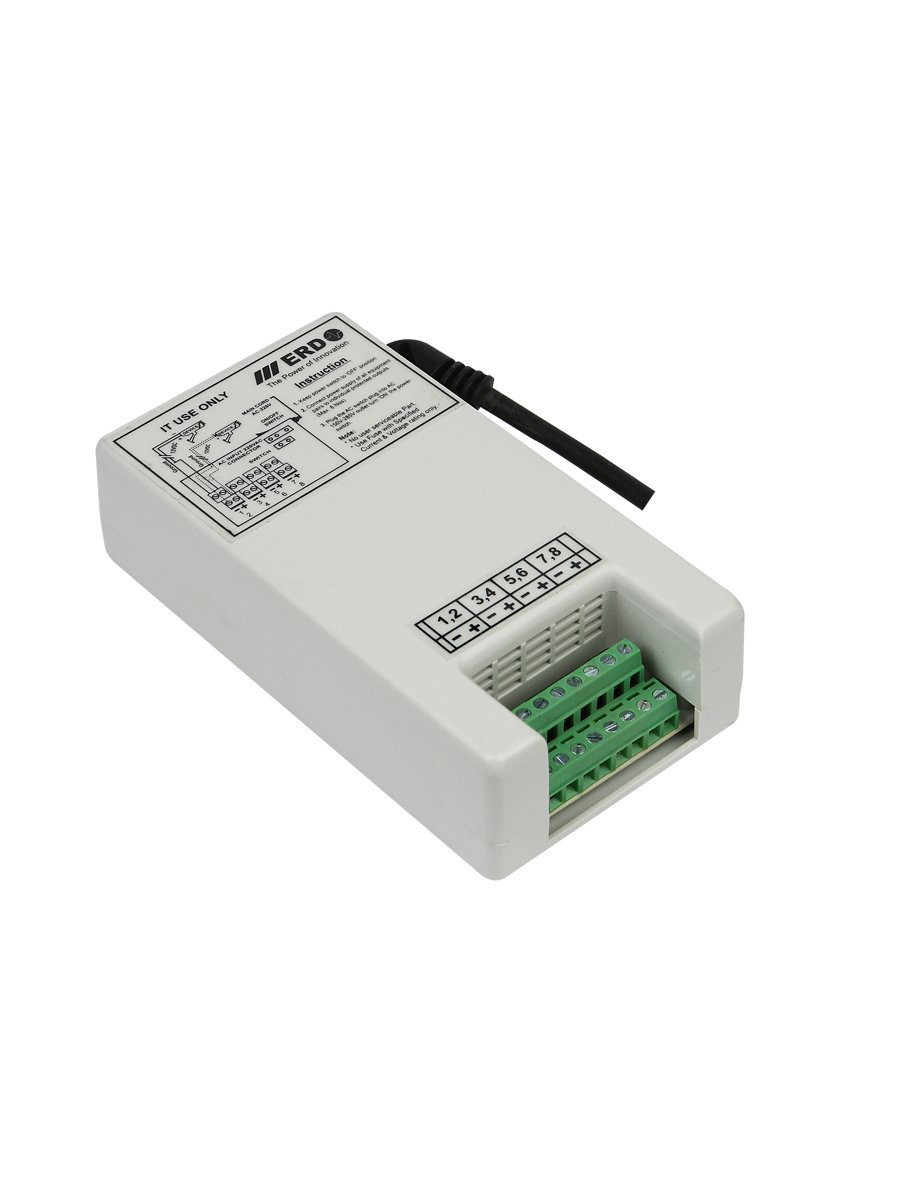 ERD LP-108 8 Channel SMPS Power Adapter Supply For CCTV: Amazon.in ...
