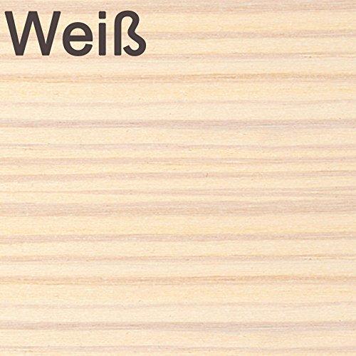 Gut bekannt Remmers HK-Lasur Holzschutzlasur 5L Weiss: Amazon.de: Baumarkt UO44