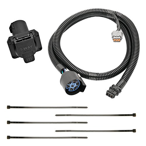 Tekonsha 118267 7-Way Tow Harness Wiring Package (Trailer Tow Relay)