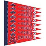 Los Angeles Angels of Anaheim 8 Piece Mini Pennant Set