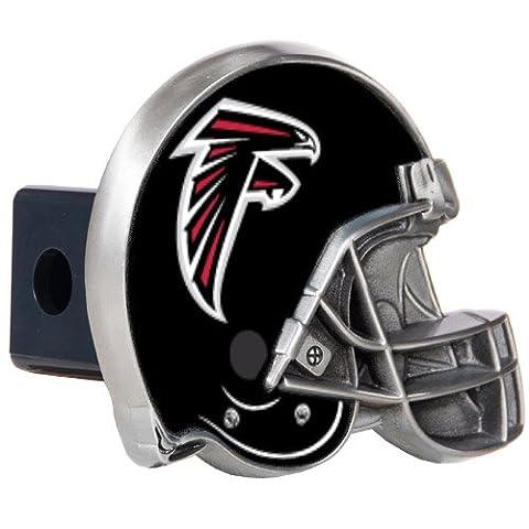 NFL Atlanta Falcons Helmet Trailer Hitch Cover - Atlanta Falcons Helmet