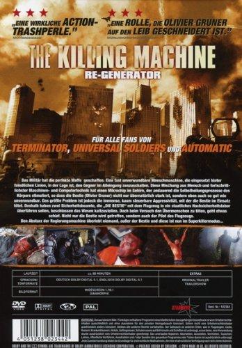 The Killing Machine - Re-Generator