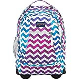 JanSport Driver 8 Rolling Backpack (Shadow Chevron