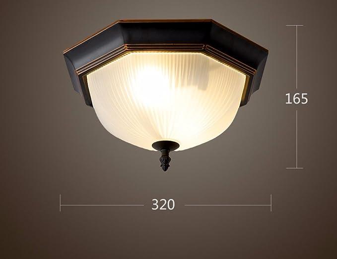 Balcón americano estudio misterio pasillo luces Loft ...
