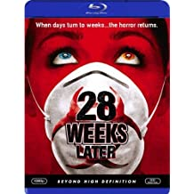 28 Weeks Later [Blu-ray] by 20th Century Fox by Juan Carlos Fresnadillo