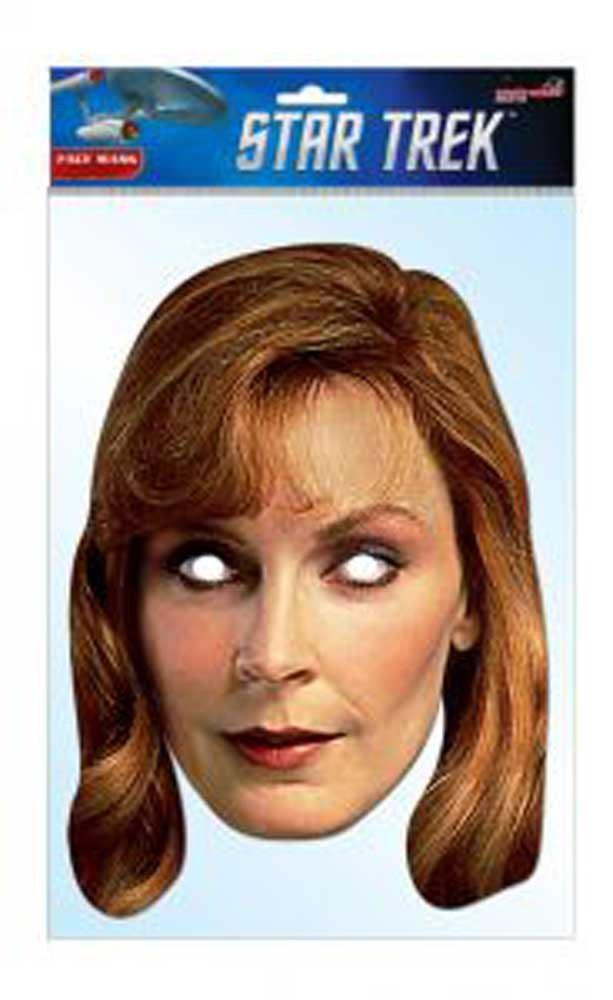 Star Trek Beverly Crusher - Promi Maske empireposter