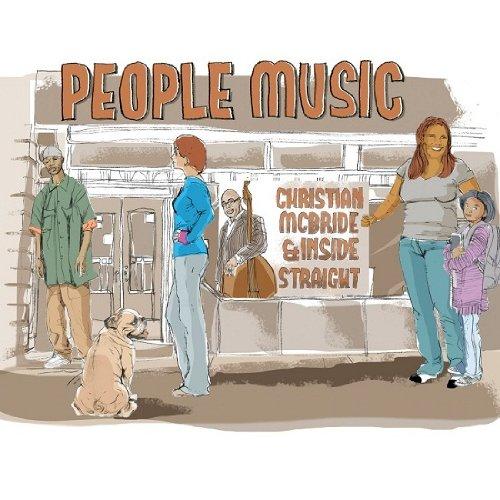 Christian McBride - People Music (CD)