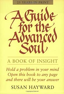 a guide for the advanced soul a book of insight susan hayward rh amazon com Text Emoticons Text Guides Comic Books