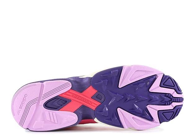 Amazon.com | adidas Yung-1 Dragon Ball Z Frieza D97048 White/Purple | Fashion Sneakers