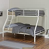 Duro Hanley Twin Over Full Bunk Bed -