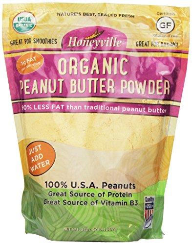 UPC 794367000352, Honeyville Organic Peanut Butter Powder - 2 Pound Bag