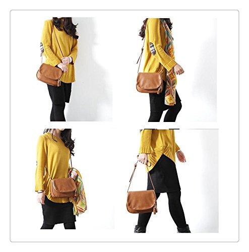 Purposefull Purposefull Handbag Black Crossbody Crossbody P7wOTx