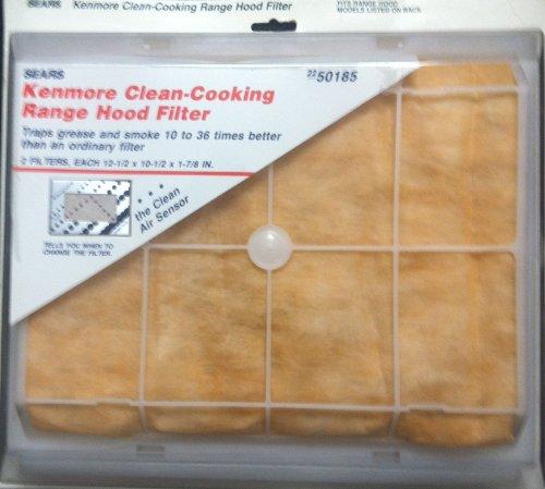 Kenmore Clean Cooking Range Filter 50185