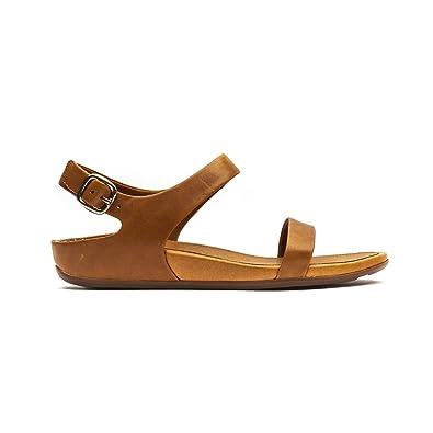 84543ae4ef0c FF2TM by FitFlopTM Sandals Banda Sandal Tan UK6.5 Tan  Amazon.co.uk ...
