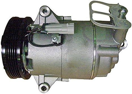 BEHR HELLA SERVICE 8FK 351 340-231 *** PREMIUM LINE *** Compresor, aire acondicionado: Amazon.es: Coche y moto