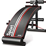 Sit-ups Fitness Equipment Home Abdomen Machine Multi-Functional Fitness Chair Training Level, 1.4m