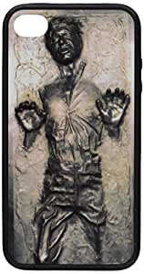 Han Solo Carbonite iPhone 4 Case - Fits iPhone 4 and iPhone 4S