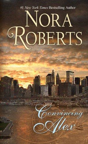 book cover of Convincing Alex