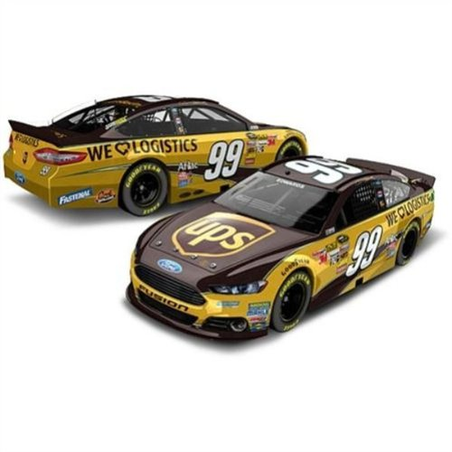 2013 Fusion Nascar Carl Edwards UPS 1:64 Die-cast Car - Ups Lionel