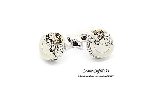 EPOCH UK FACTORY accesorios hombres, nm0974 color de plata ...