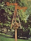 macrame elegance v 1970s plant pot hanger globe hangers lamps