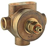 Diverter/Transfer 5-Port Rough-In Valve