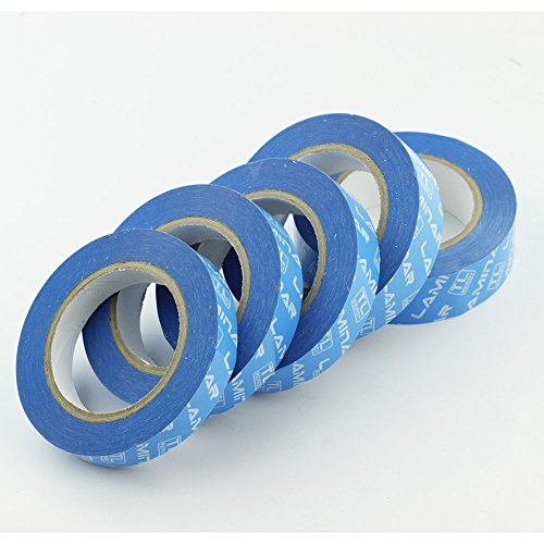 Fouriers Tubeless Rim Tape No Tube 19mm 22mm 24mm 28mm 33mm x 50M Bulk Shop Roll