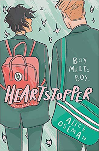 Image result for heartstopper comic