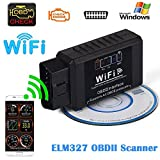 ELM327 WIFI OBD2 OBDII Auto Car Diagnostic Scan - Best Reviews Guide