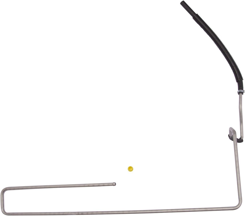 Power Steering Return Line Hose Assembly-Return Line Assembly Edelmann 92134