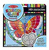 LF/Melissa and Doug Butterfly Activities (Quilting, Stain Glass, Paint w/ Water) plus a FREE Mini Scratch Art Set from Little Folks