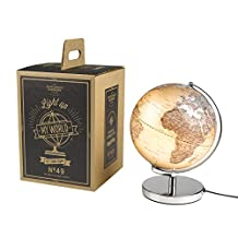 Wild and Wolf AGEN008 Gentlemen's Hardware Globe Light, 10""