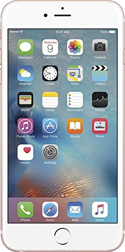 Apple iPhone 6S Plus, 64GB, Rose Gold - For AT&T / T-Mobile...